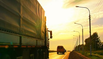 Truck drivers and distraction: A common problem