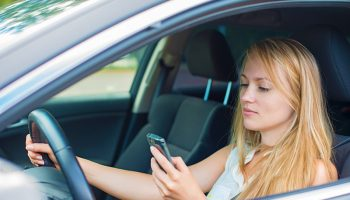 Selfies and driving – a dangerous combination