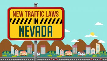 New Traffic Laws in Nevada