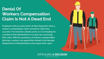 Denial Of Workers Compensation Claim Is Not A Dead End