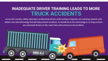 Inadequate Driver Training Leads to More Truck Accidents