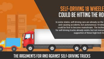Self-Driving 18 Wheelers Could be Hitting the Road
