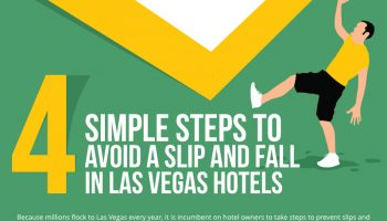 4 Simple Steps to Avoid ASlip and Fall in Las Vegas Hotels