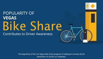 Popularity of Vegas Bike Share Contributes to Driver Awareness [infographic]