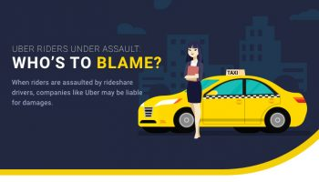Uber Riders Under Assault: Who's to Blame? [infographic]