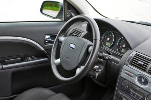 ford steering wheel, accident attorney las vegas