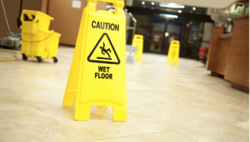 Slip and Fall? Keep this Evidence